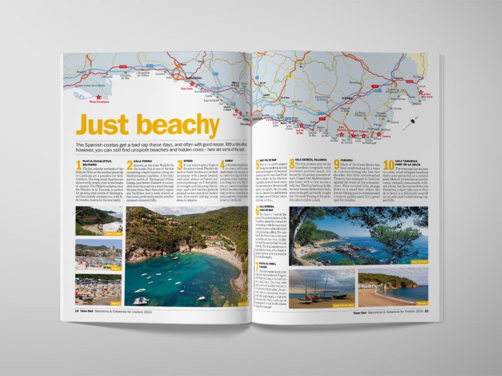 Time Out Visitor's Guide